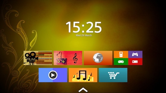 Top TV Launcher 2- screenshot thumbnail