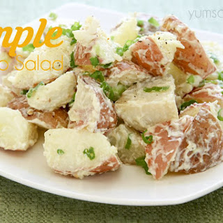 Simple Potato Salad Recipes