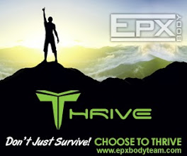 Photo: EPX Body Thrive Don't Just Survive