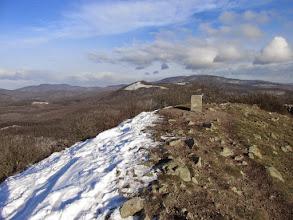 Photo: Sár-hegy a Kopasz-hegyről nézve.