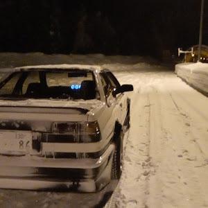 スプリンタートレノ AE86 APEX Limtedのカスタム事例画像 よしさんの2021年01月18日22:01の投稿
