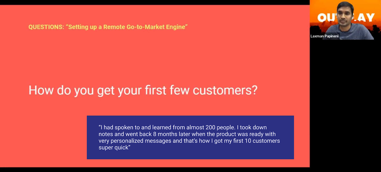 go to market strategy examples