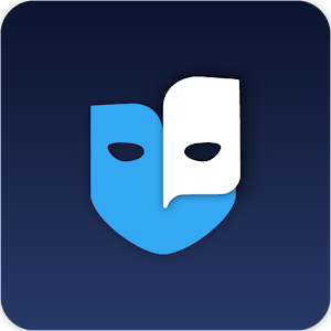 Phantom.me for real mobile privacy: Disappear. Icon