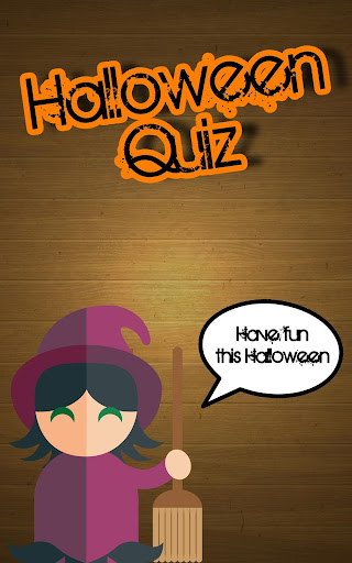 Halloween Quiz for Kids