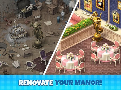 Manor Cafe modavailable screenshots 11