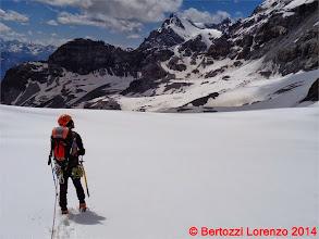 Photo: Lor_DSC00152 io immerso nella Vedretta dello Zebru