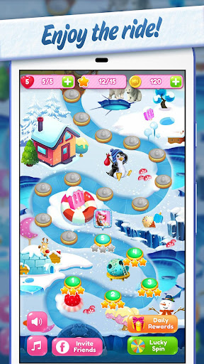 Sweet Candy Yummy ud83cudf6e Color Match Crush Puzzle 1.1.0 androidappsheaven.com 1