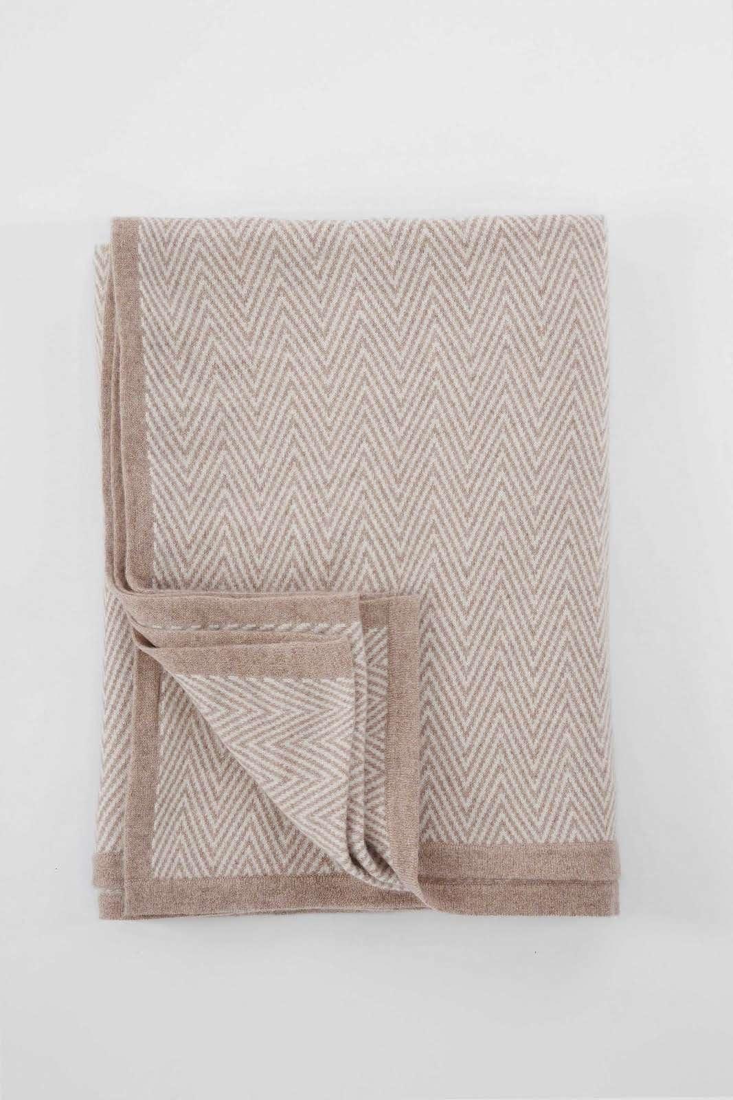 Blanket Herringbone