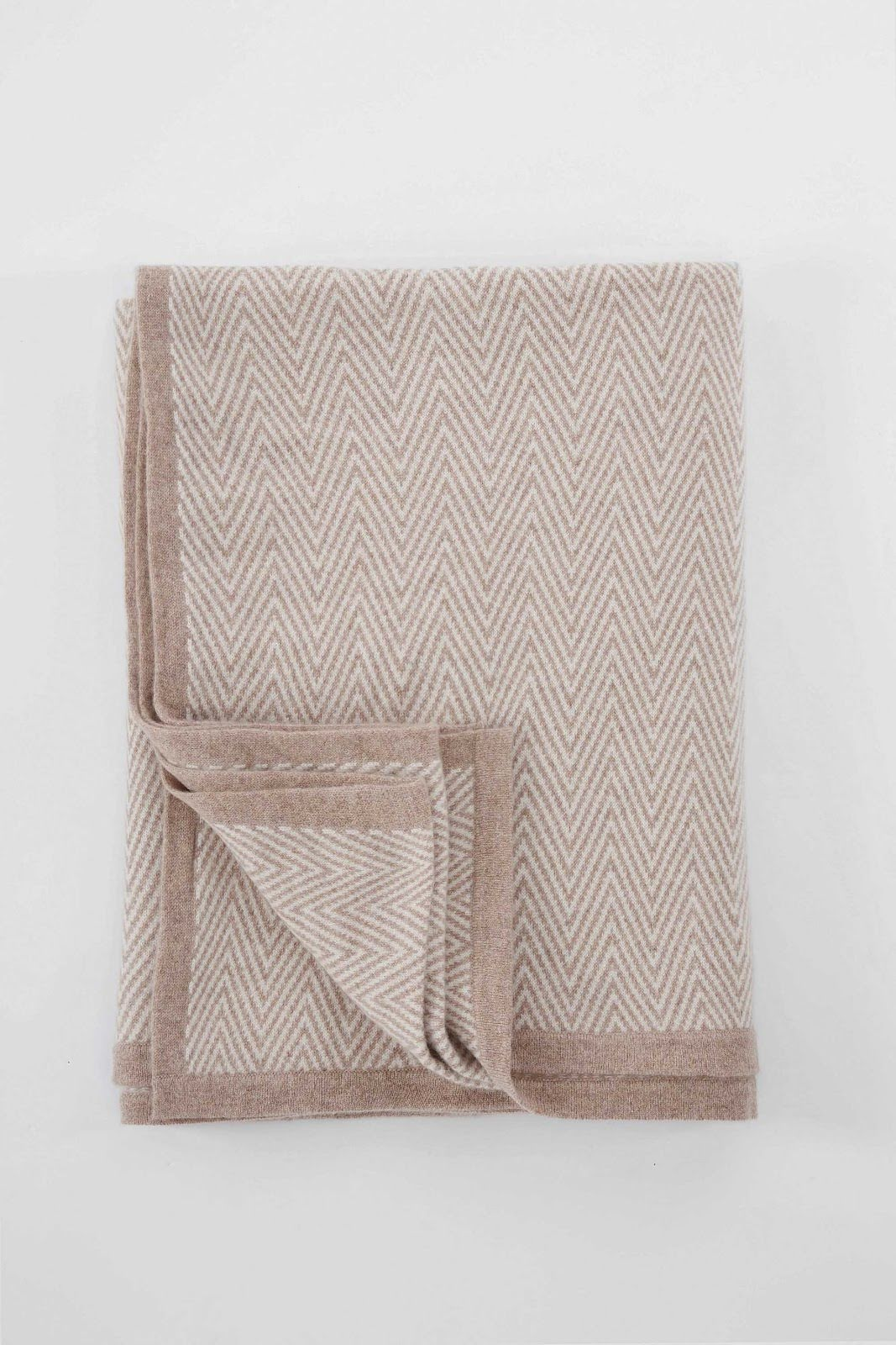 Blanket Herringbone