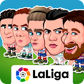 Head Soccer La Liga 2018 - Soccer Game League Icon