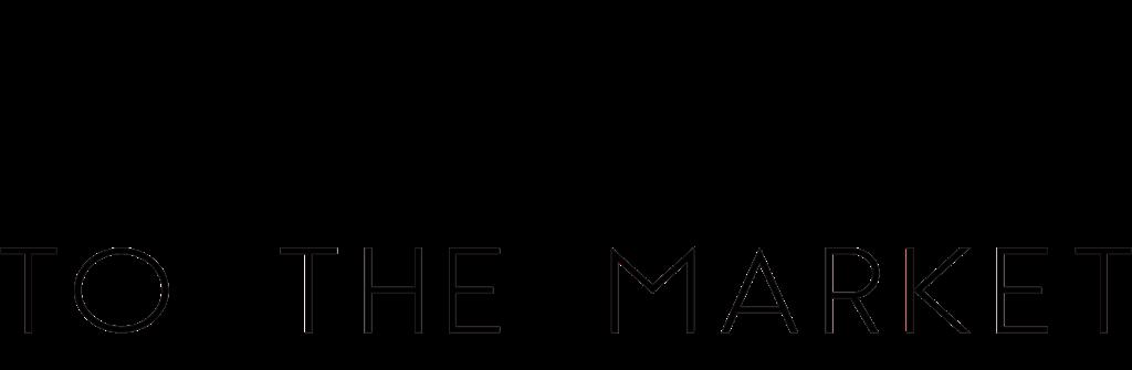 TO THE MARKET logo