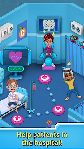 My Dream Hospital Doctor Games: Emergency Room 2.1 screenshots 1