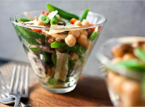 Gourmet  Veggie Salad Recipe