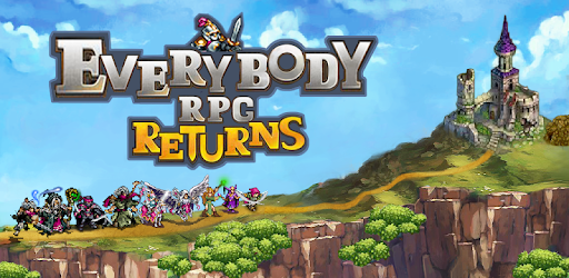 Experience the nostalgic memories of pixelated RPG gaming!