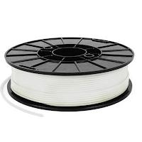 NinjaTek NinjaFlex Water Semi-Transparent TPU Filament - 1.75mm (1kg)