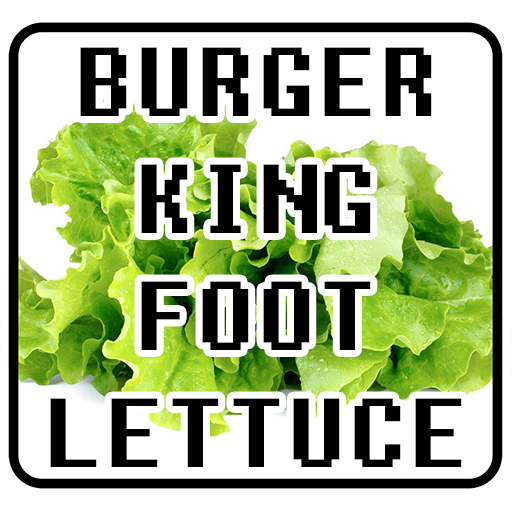 Burger King Foot Lettuce Icon