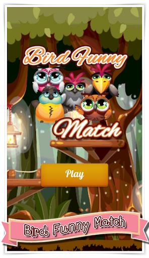 Bird Funny Match
