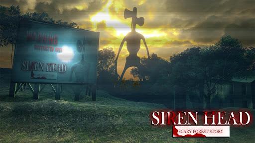 Siren Head Scary Horror Forest Story 1.1 screenshots 1
