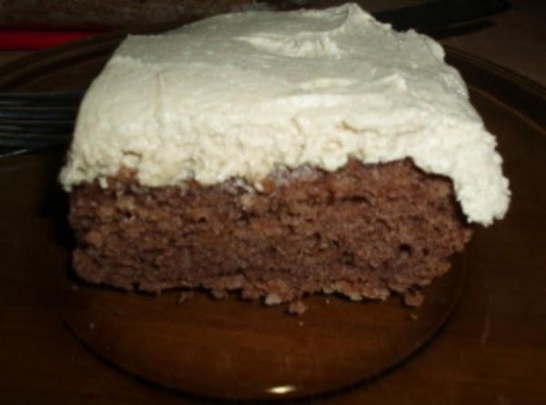 Mayonnaise Cake Recipe