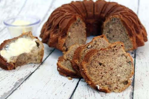 """Great Grandma's Best Banana Bread """"This recipe was given to my mother..."""