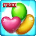 Sweet Candy World FREE icon