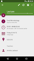 Screenshot of School Assistant +