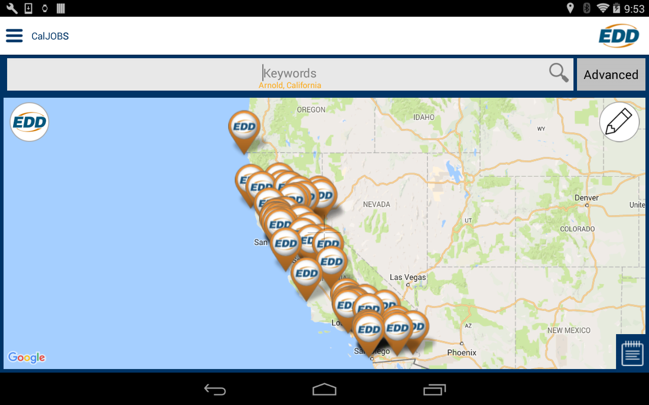 caljobs android apps on google play