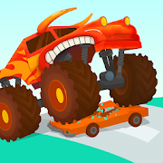 Monster Truck Go - Racing Games Kids