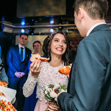 Wedding photographer Aleksandra Rebkovec (rebkovets). Photo of 02.03.2018