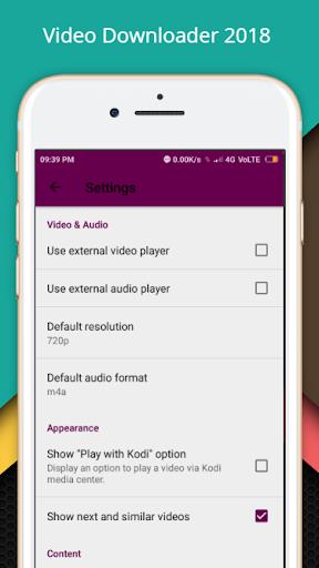 Video Downloader 1.6 screenshots 5