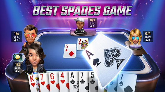 Game Spades Royale - Card Game APK for Windows Phone