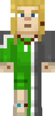 This is Nell from Minecraft Story Mode Episode 8!