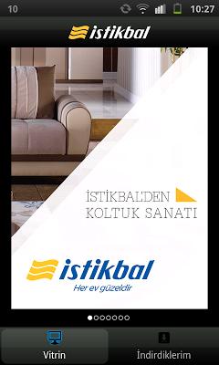 İstikbal Mobil Katalog - screenshot