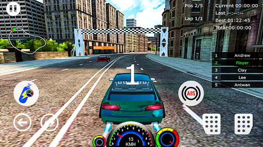 Real Car Racing 2019 - Car Driving Simulator 1.0.2 screenshots 1