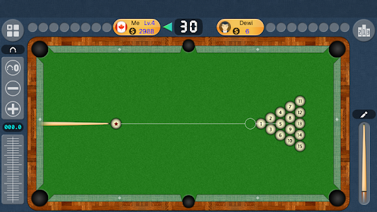 8 Ball Billiards – Offline & Online Pool Master 4