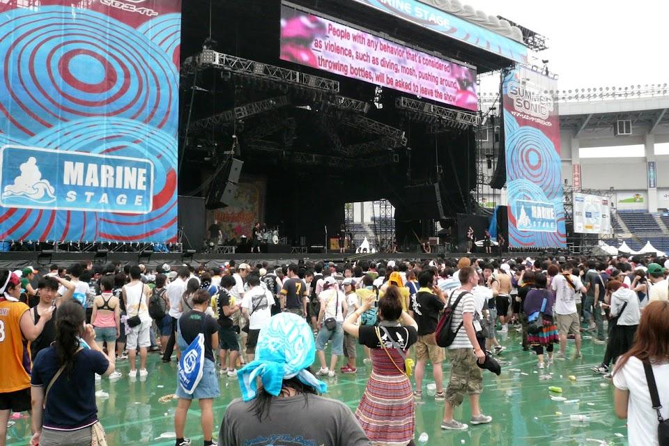 Marina Stage @ Chiba Marine Stadium