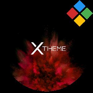 xBlack - Red Premium Theme