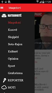 Lajmpress.com screenshot 2