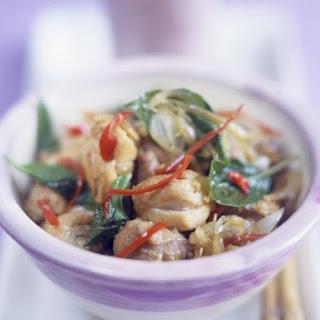 Chilli Chicken Bowl