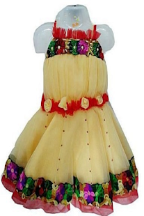 Baby Lovely Frock Designs - náhled