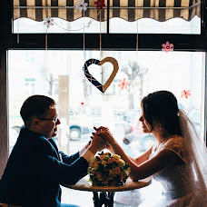 Wedding photographer Valeriya Samsonova (ValeriyaSamson). Photo of 20.02.2018