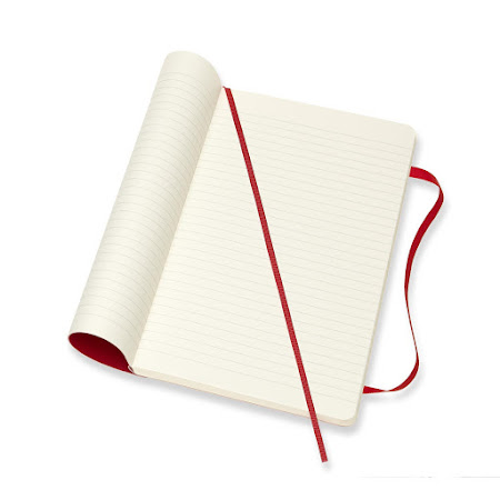 Classic Soft Cover Large Red