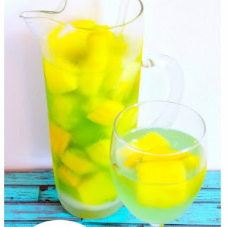 Tropical Lagoon Sangria