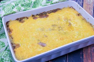 Shepherd's Cheesy Pie