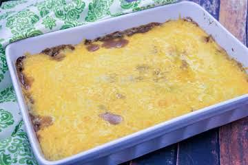 Shepherd's Cheesy Pie