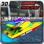 ?Boat Drag Racing Free 3D? Icon