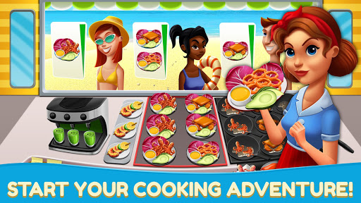 Fast Food Fever - Kitchen Cooking Games Restaurant 1.0 screenshots 2