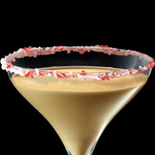 GODIVA® Peppermint Stick Martini