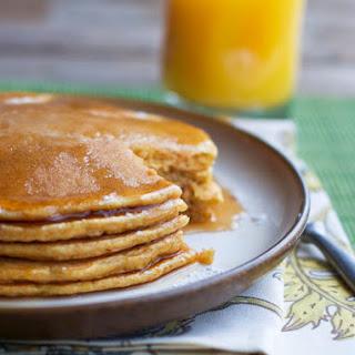 Classic Dinner Pancakes.