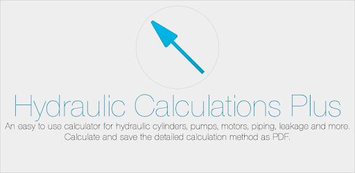 Hydraulic Calculations Plus Hydraulic Cylinder Apps On Google Play